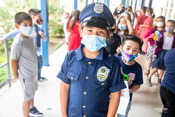 Roosevelt Elementary Career Day