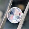 1.51ct Round Rose Cut Diamond, GIA K VS1 3