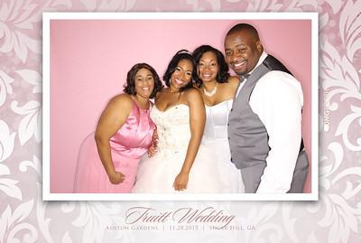 2015.11.28 Truitt Wedding