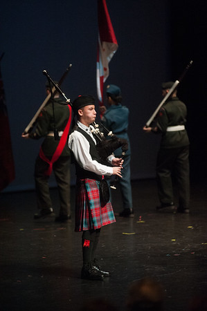 2015 Remembrance Day Assembly