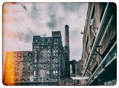 Domino Sugar Factory, Williamsburg, Brooklyn