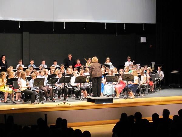 Pollard Band Concert