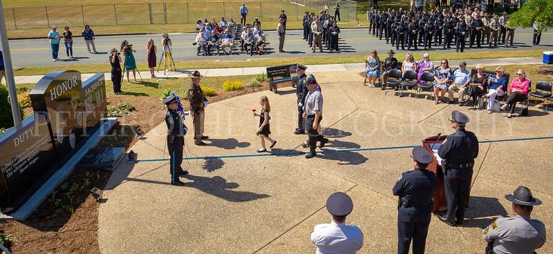 2019 Wilmington Police Memorial
