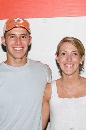 Rocky & Amy Oliver Depart