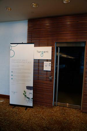 Tangent Meeting Room @ Boston Westin Waterfront
