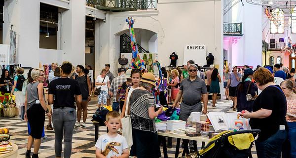 Saturday, July 1, 2017, Circus Sarasota and Sailor Circus at the Smithsonian Folklife Festival