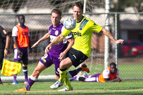 Bayswater City SC v Perth Glory