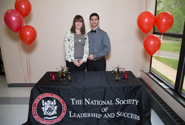 NSLS Induction Ceremony - May 2017