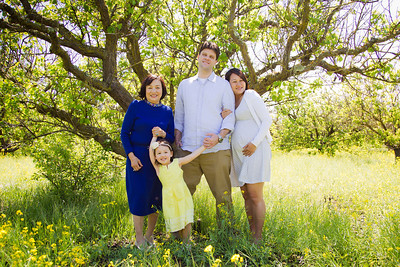 Fisher Family Mini-Session