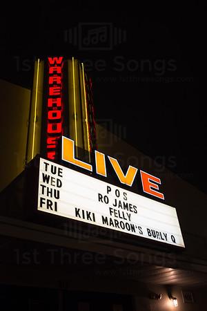 02.14.17 - Ceschi + POS @ Warehouse Live