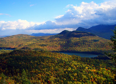 Trout Brook Mtn. Loop (Oct. 8)