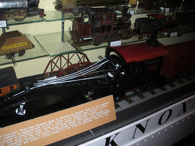 The National Toy Train Museum, the RR Museum of PA, and the Strasburg Railroad (Strasburg, PA)