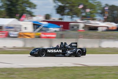DeltaWing powerd by Nissan