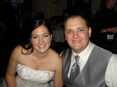 Catherine and Matt