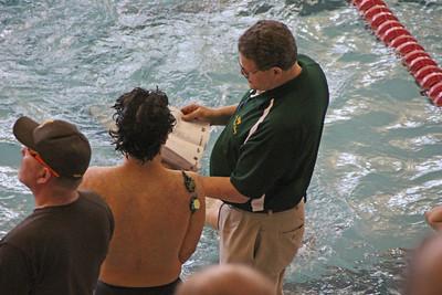 Highschool State Swim Meet 2013