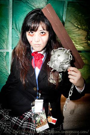 Kawaii Kon 2011 - Cosplayers