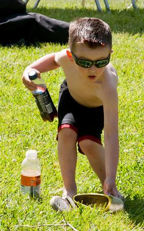 Lakeside Baptism May 1, 2011