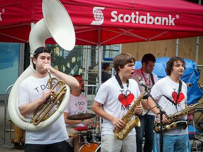 Toronto BuskerFest 2014