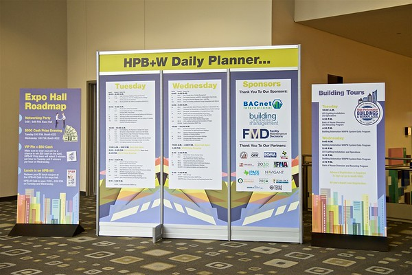 High Performance Buildings + Workplaces Conference & Expo