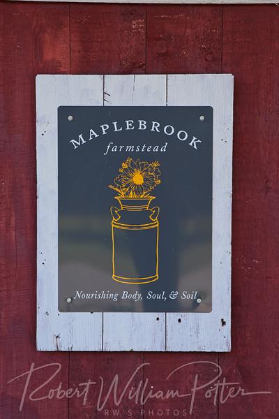 Summer 2020@Maplebrook Farmstead