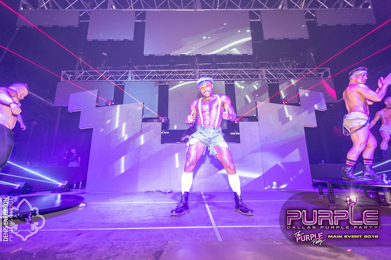 THE PURPLE PARTY | Main Event 2018