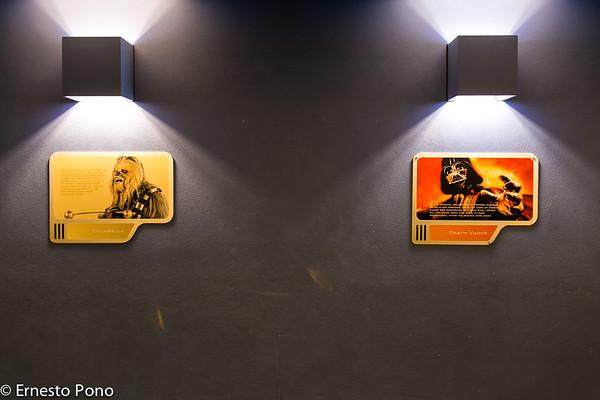 Star Wars Exhibit at Tech Museum