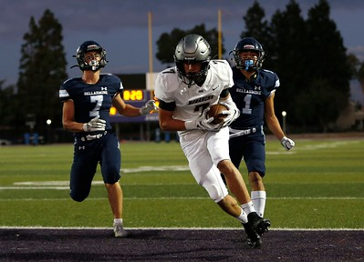 Football: Archbishop Mitty dismantles Bellarmine