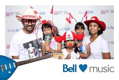 Studio Bell, Grand Opening Canada Day