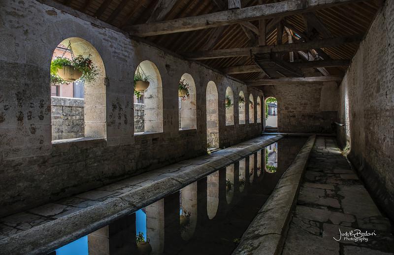 Noyers sur Serain ,Bourgogne, France