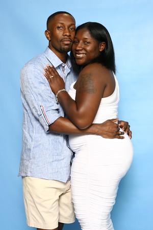 Derek & Shatyra's Engagement Shoot