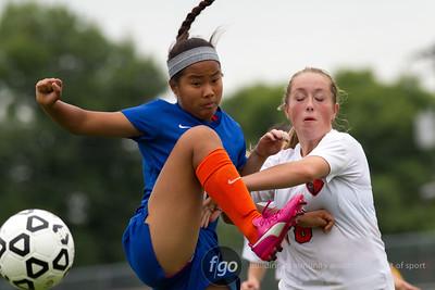 9-9-14 Minneapolis Washburn v Minneapolis South Girls Soccer