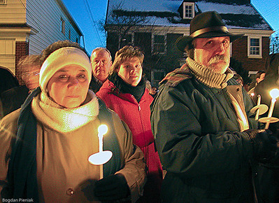Fr. William Candle Light Vigil