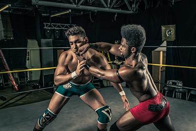Anthony Bennett the Wrestler