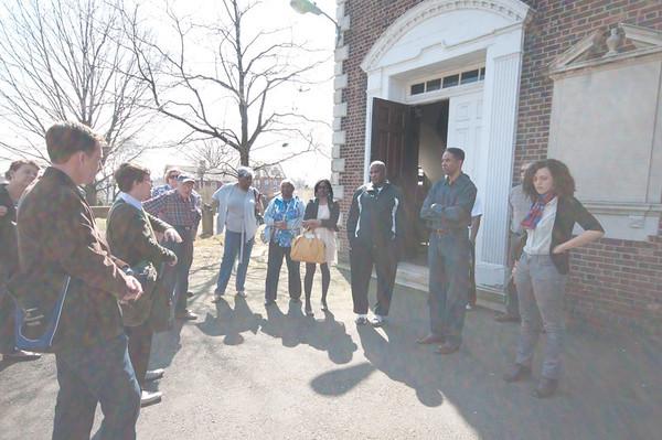 First Presbyterian Tour