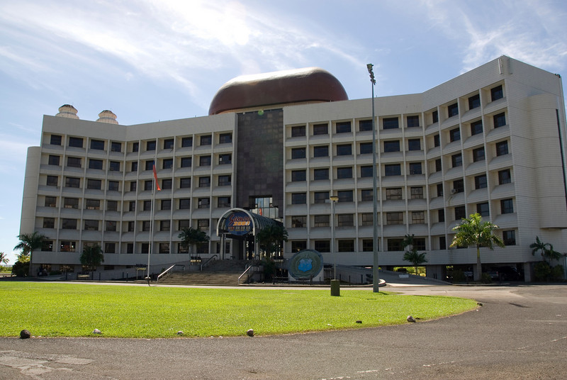 Samoan Government Building