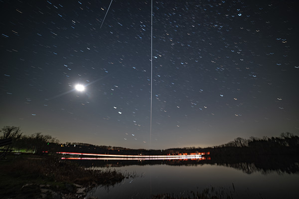 ISS and Satellites