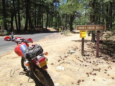 AZ- Honey Creek Divide