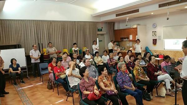 Chinese Evergreen Fellowship 8 Feb 2017