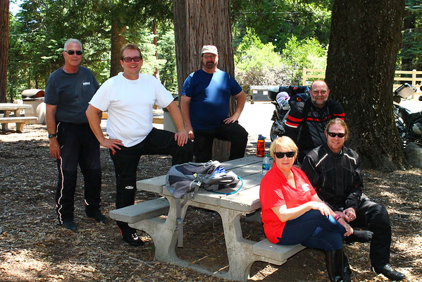 June 19 - New Members Ride
