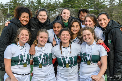 Harvard vs Dartmouth Women's Rugby NIRA Championship