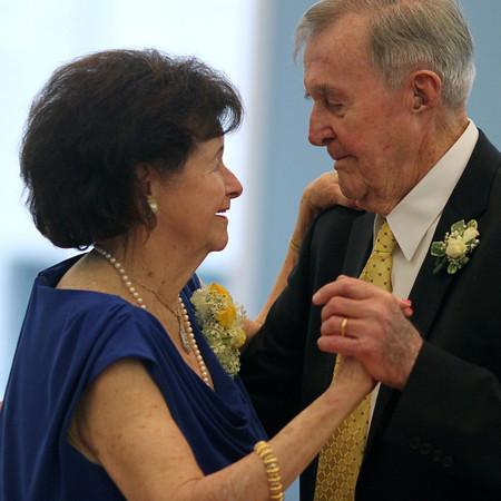 Tom & Jo Moriarty 50th Wedding Anniversary Celebration  April 26, 2014