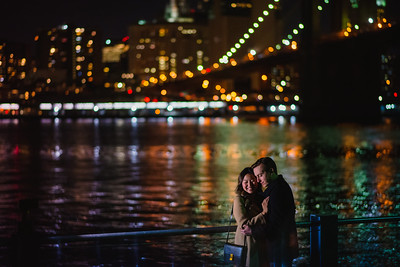 Wendy + Dan // NYC Engagement