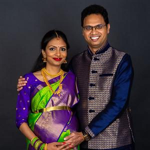 Pooja & Shree's Maternity Portraits Quick Picks