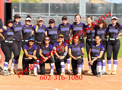 3-15-19 - Valley Vista @ Liberty - Girls Softball