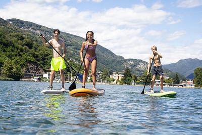 MSP/TSP Standup Paddleboarding and Windsurfing