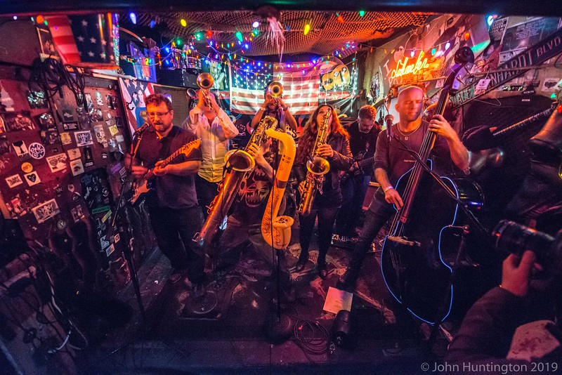 New York Fowl Harmonic at Hank's Saloon, February 10, 2018