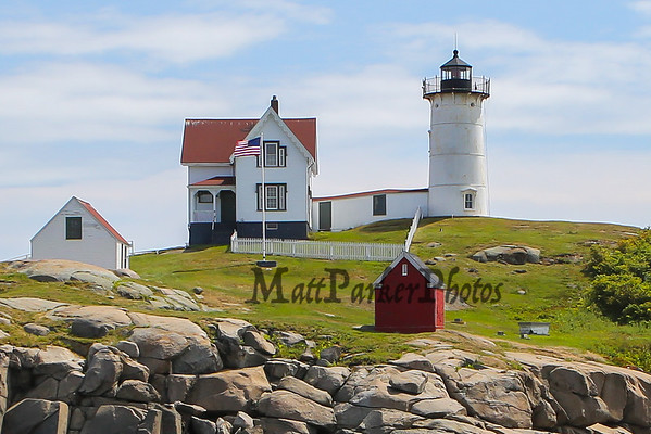 2017-8-12 Nubble Light Challenge Swim