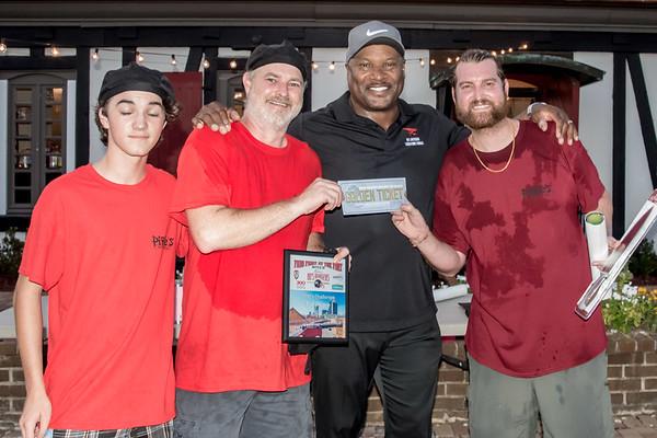 The Battle of Bo's Burger -  Awards