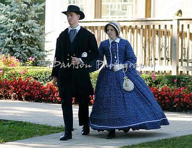 2009 Lake Villa, IL civil war re-enactment