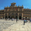 Plaza Mayor, Salamanca. Spain.